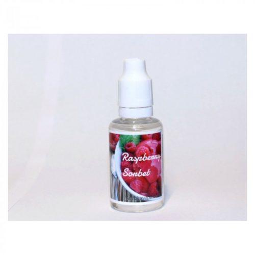 raspberrysorbet vampirevapelta on edukkaan mehukas sähkötupakkaneste.