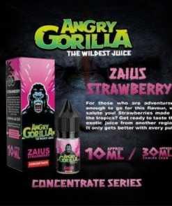 Angry Gorilla Kong makuaine