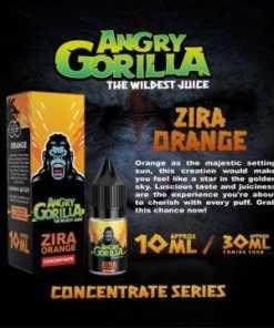 Angry Gorilla Zira - Appelsiinin makuinen neste