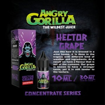 Angry Gorilla Hector - Viinirypäle